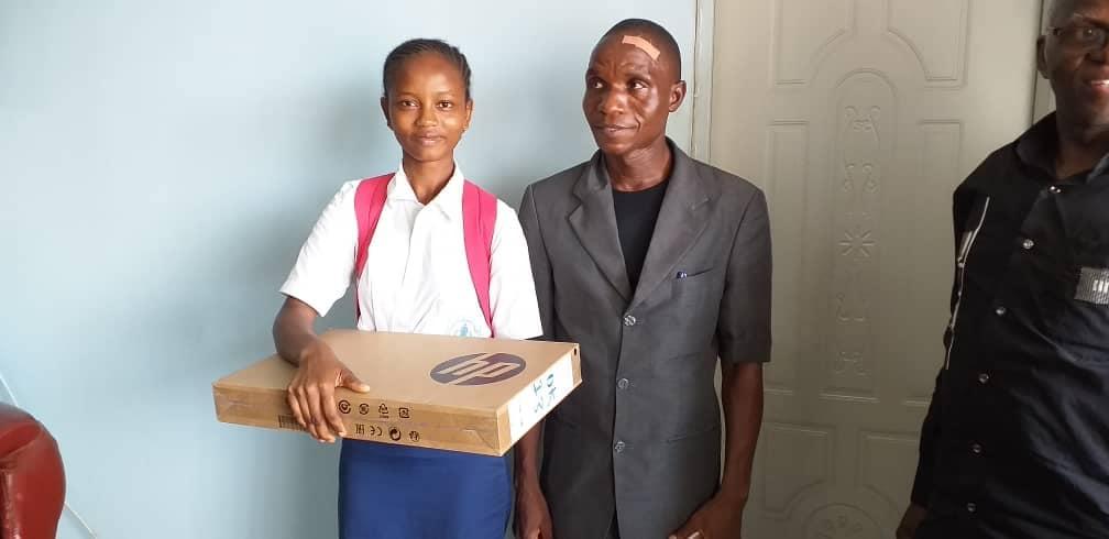 Première Année à l'UFG offerte à Djalikatou Diallo